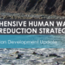 Comprehensive human waste source reduction strategy